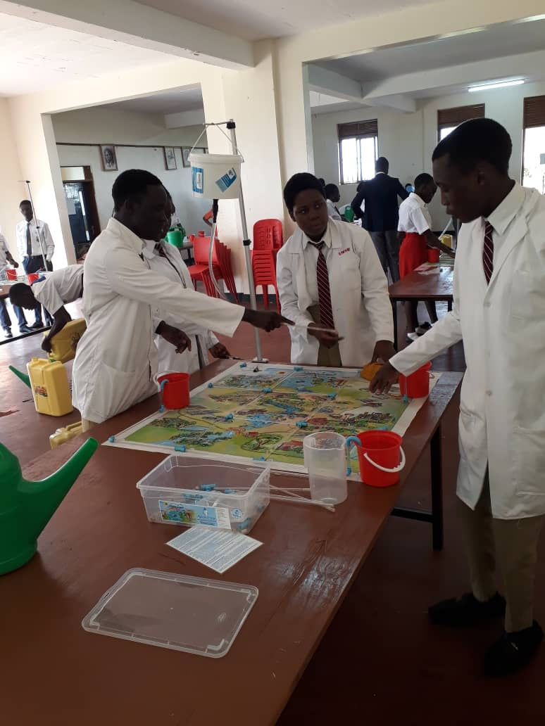 2019 Secondary School Science Competition at Viva College School