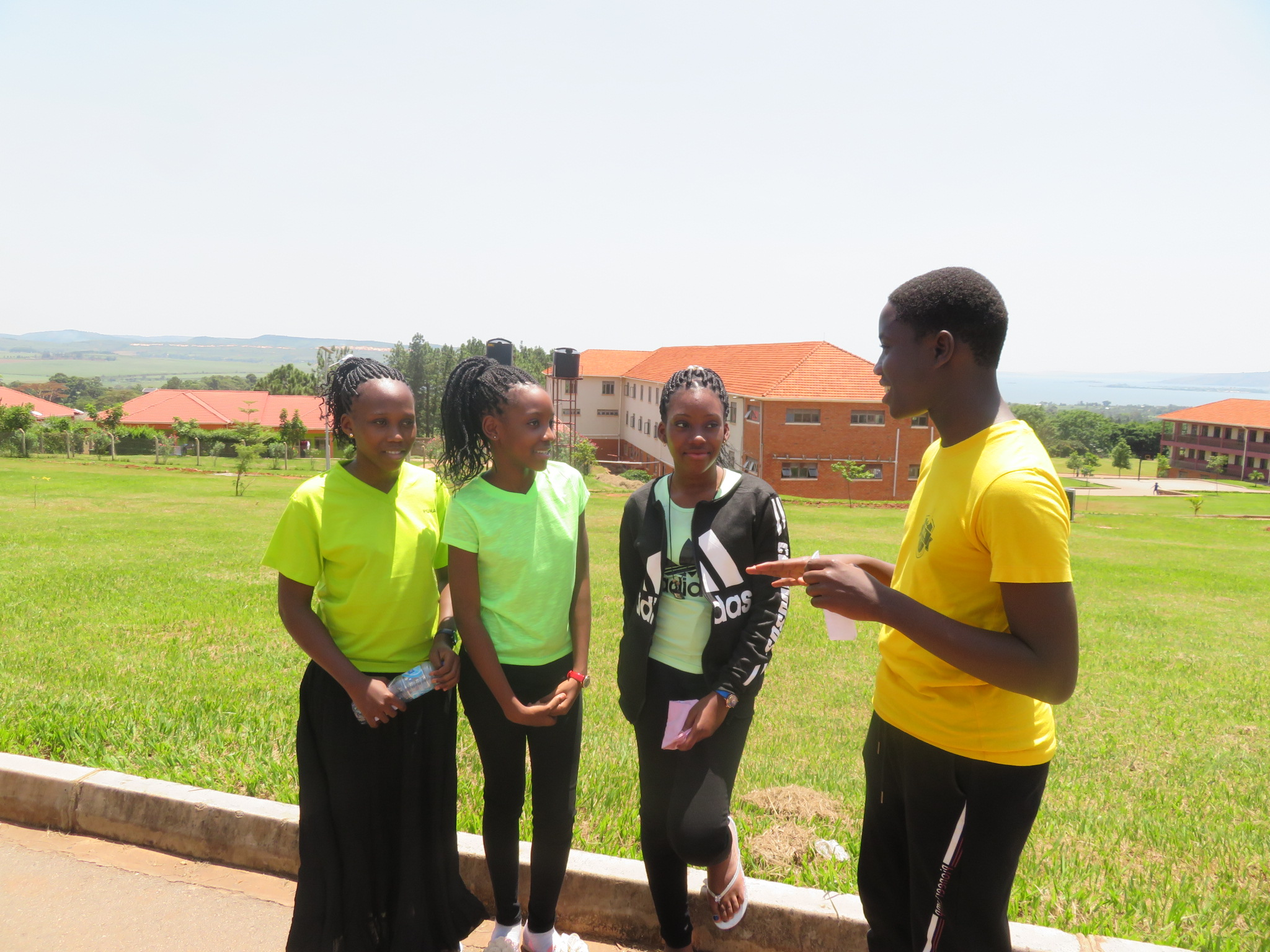 interview with the information prefect